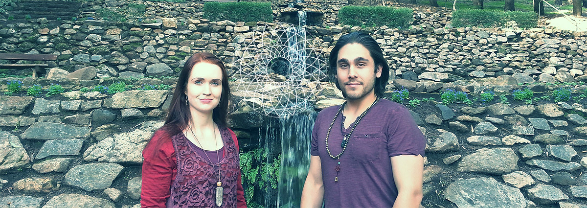 About Aletheia Luna & Mateo Sol