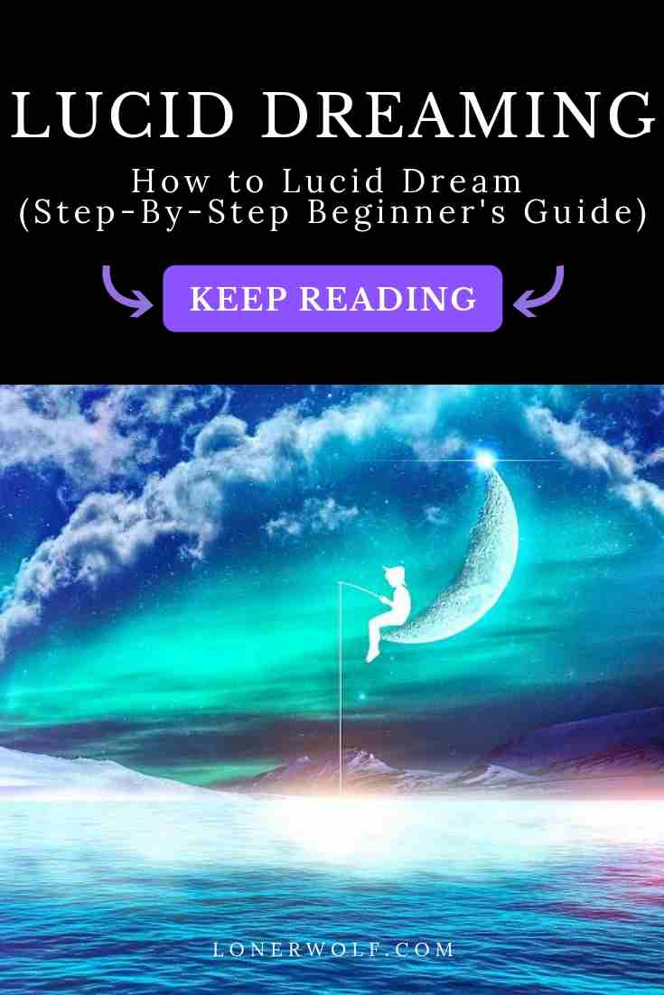 Wanting to learn how to lucid dream? If you\'re a 100% beginner, get free guidance in this article. Expand your mind, master new skills, find your purpose, heal your inner child, and more ...