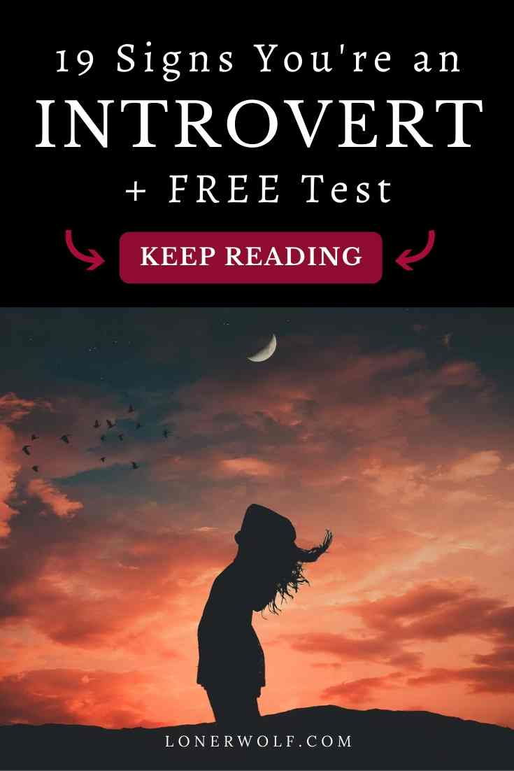 19 Signs You're an Introvert in a Loud World (+ Free Test)