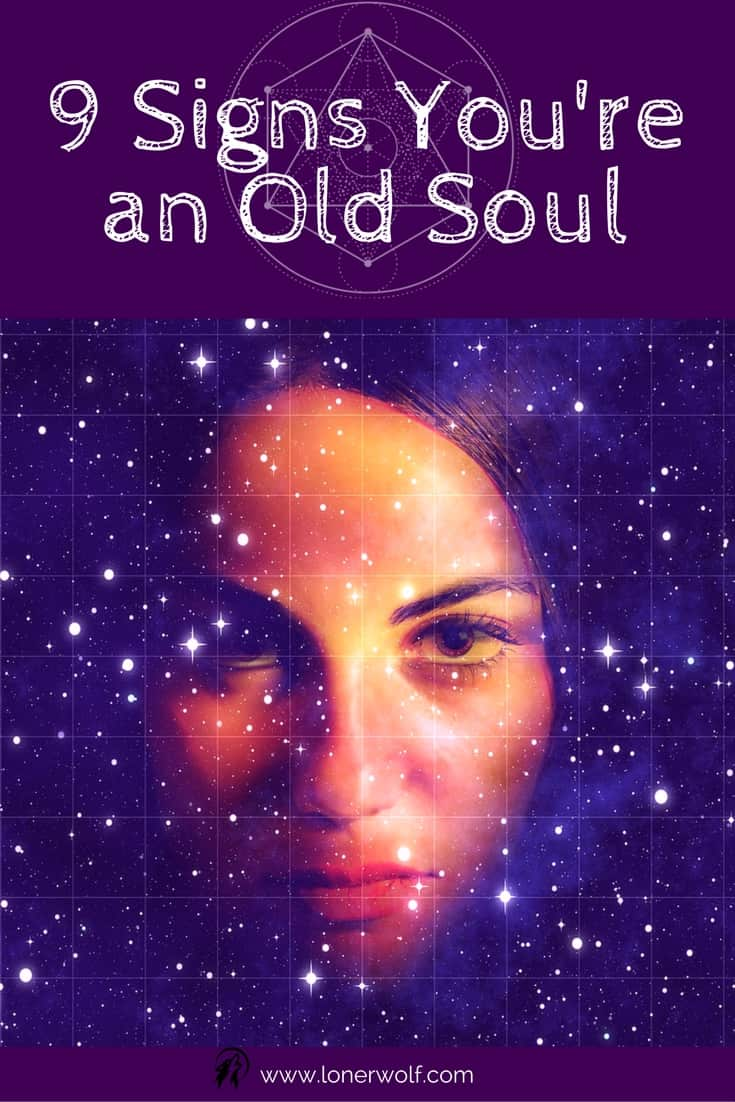 """signs youre dating an old soul Does your partner seem """"wise beyond their years"""" if so, you may be in a  relationship with an old soul an old soul can make for an incredible partner in a ."""