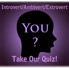 Introvert, Ambivert Or Extrovert Test