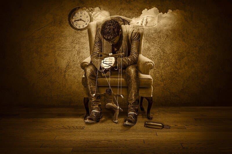Quarter life crisis image