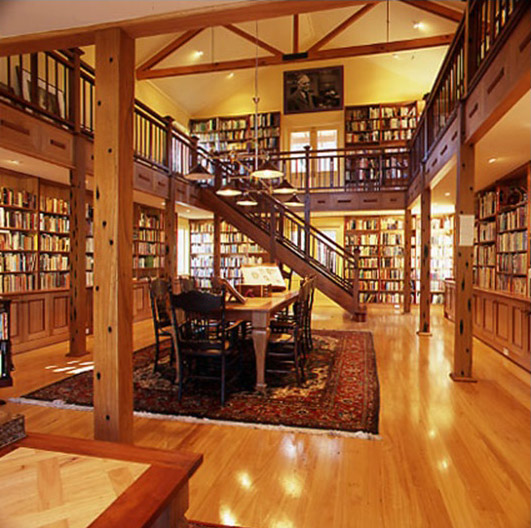 24 Stunning Introvert Dream Libraries ⋆ Lonerwolf
