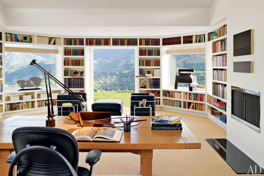 24 stunning introvert dream libraries lonerwolf for Private library design