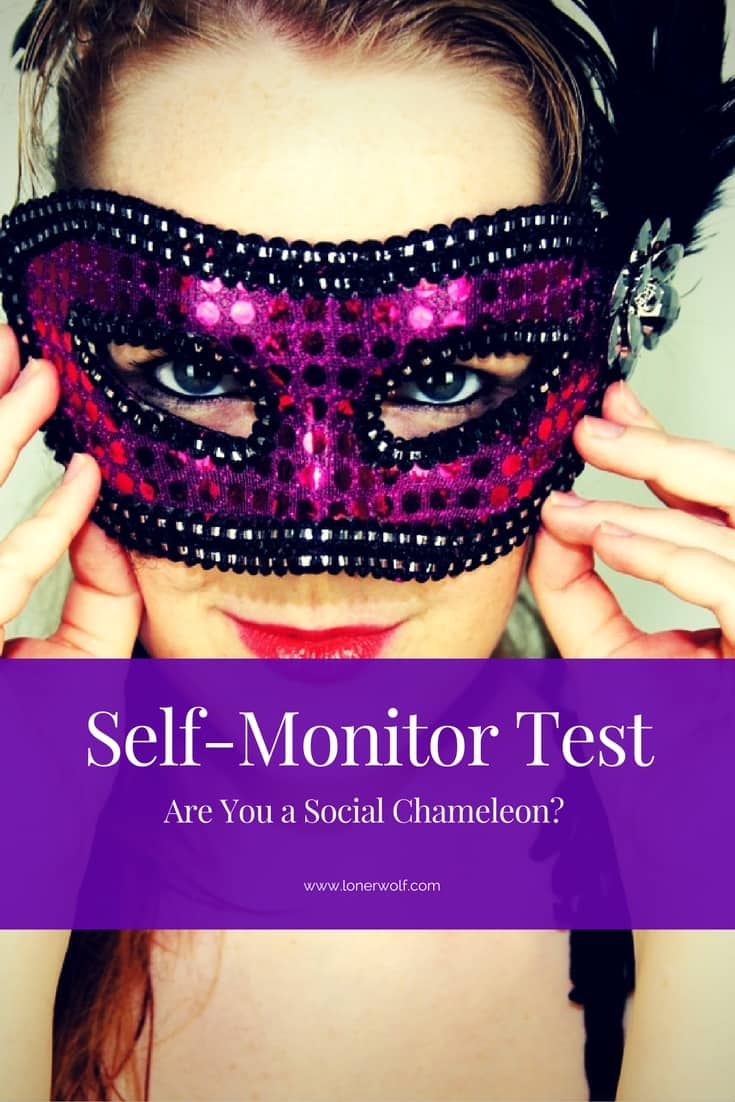 Why are some people social chameleons and others socially inept? This was the question Mark Snyder asked in 1974 when he first developed his self-monitor personality test. Are you ruled more by your internal beliefs and values, or do you possess a different public and private persona to be more likeable? Take this free self-monitor personality test to find out!