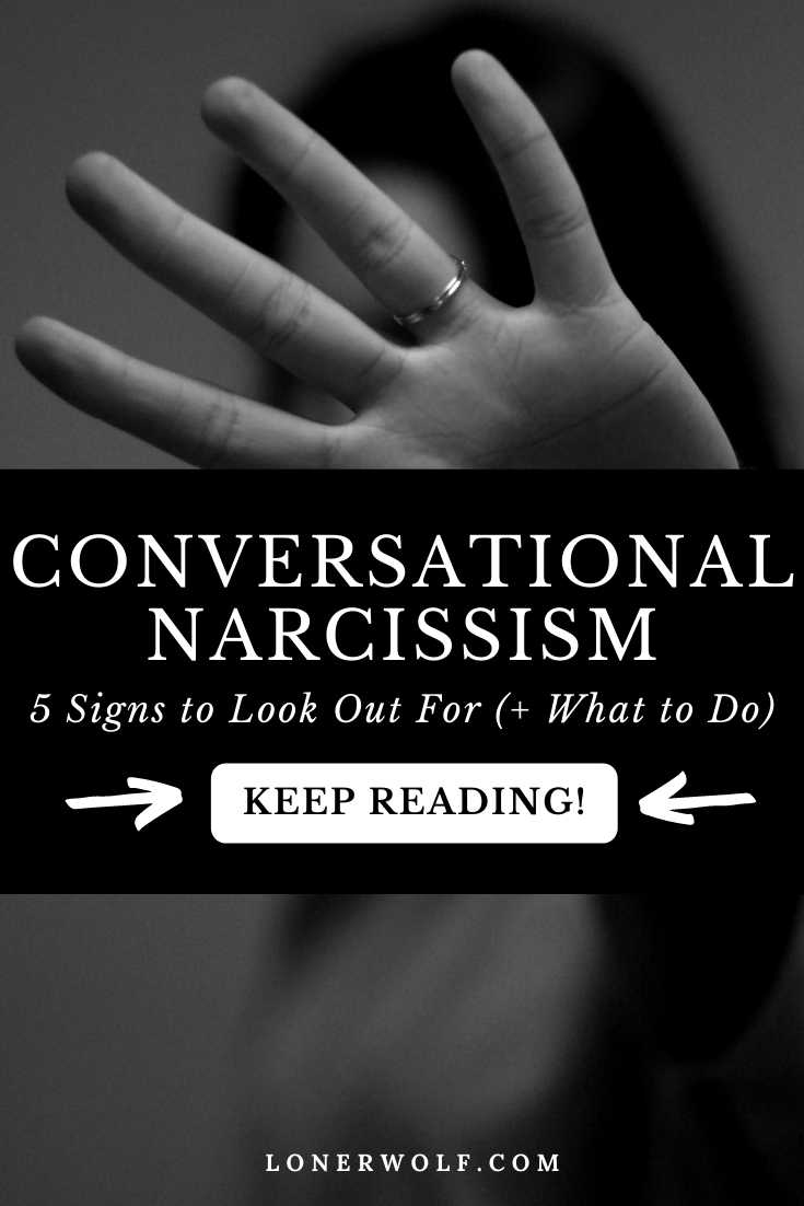 Conversational Narcissism, Boundaries, and Inner Growth