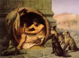Diogenes Hermit