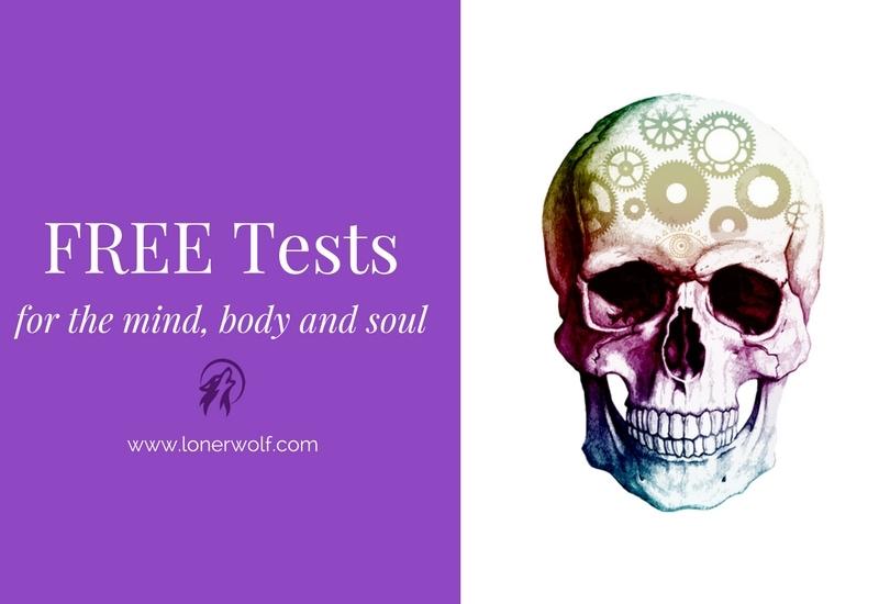 Tests ⋆ LonerWolf