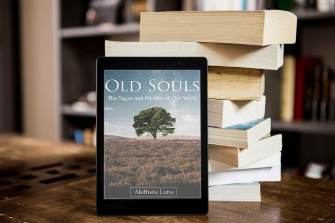 Image of old soul book