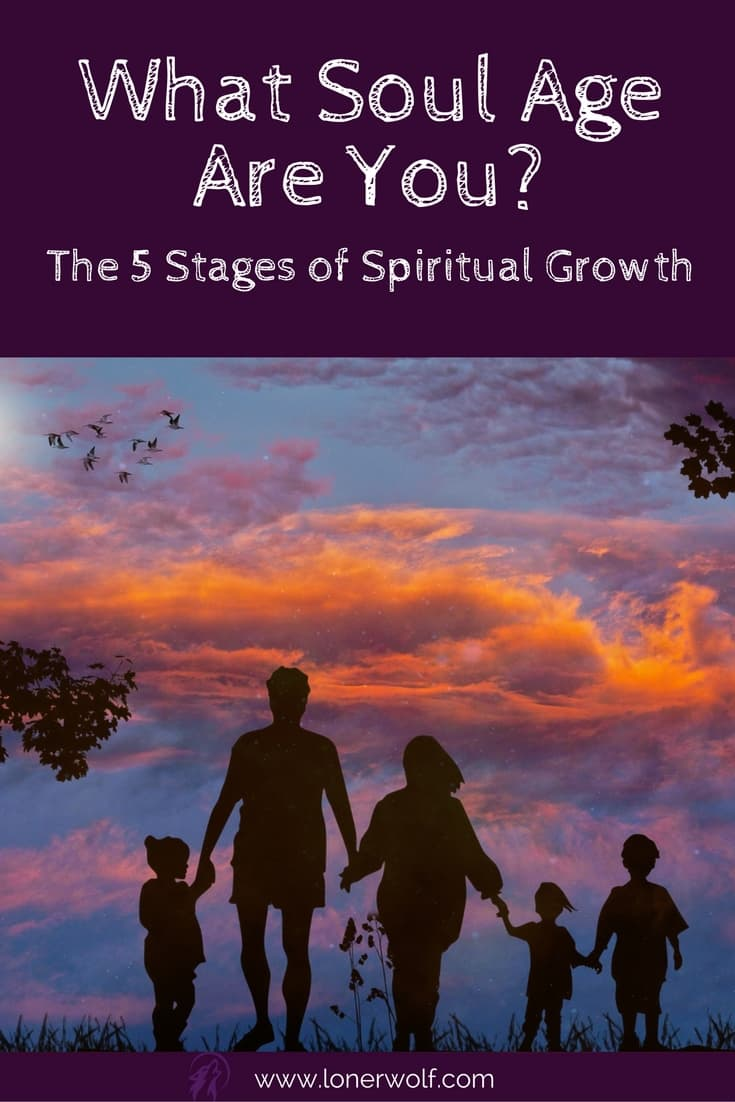 What symbolic Soul Age are you? Discover the key to unlocking spiritual growth ...