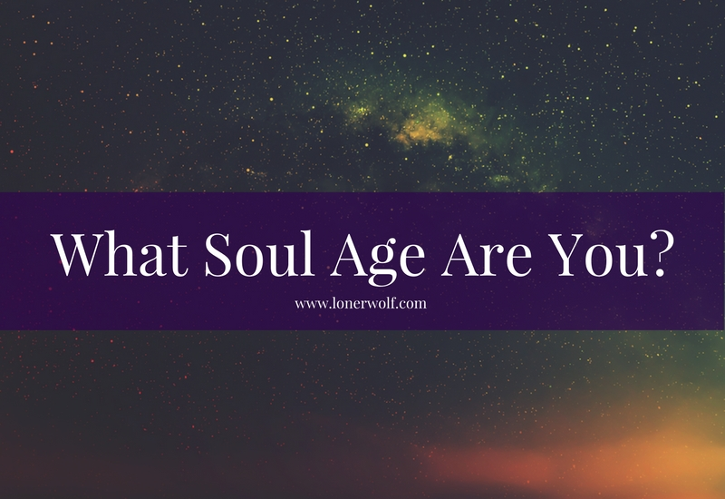 What Soul Age Are You image