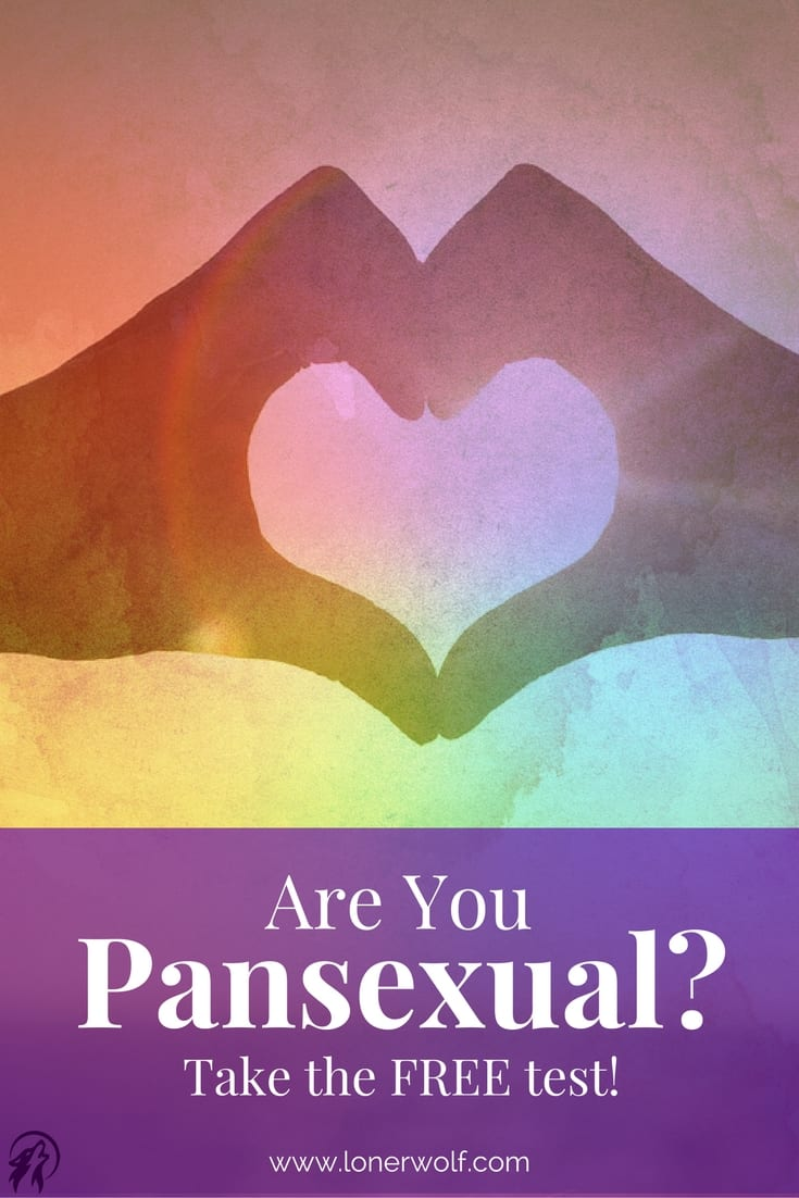 Pansexual Test: Is Your Sexual Orientation \'Complicated\'?