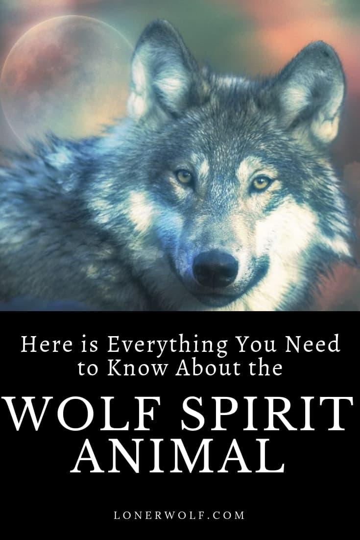 Wolf Spirit Animal (Meaning Explained)