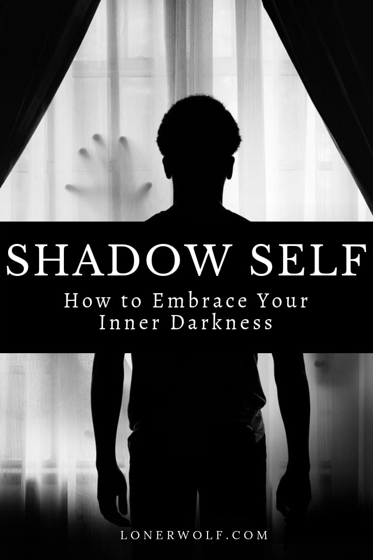 Carl Jung once proposed that WE ALL have Shadow Selves that often remain unconscious. It\'s vital that we learn how to not only understand our shadows, but embrace them ... #shadowself #shadowwork #shadowselfquotes #facingtheshadow #shadowworkquotes