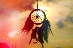 Image of a dreamcatcher INFJ