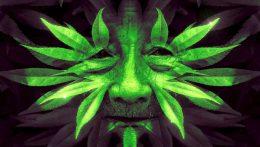 Image of a shamanic tree spirit