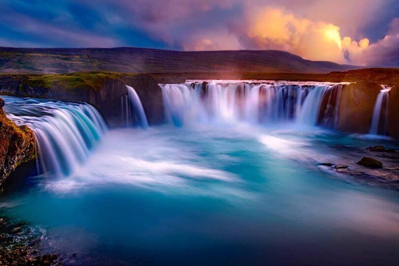 Image of a beautiful river kenosis