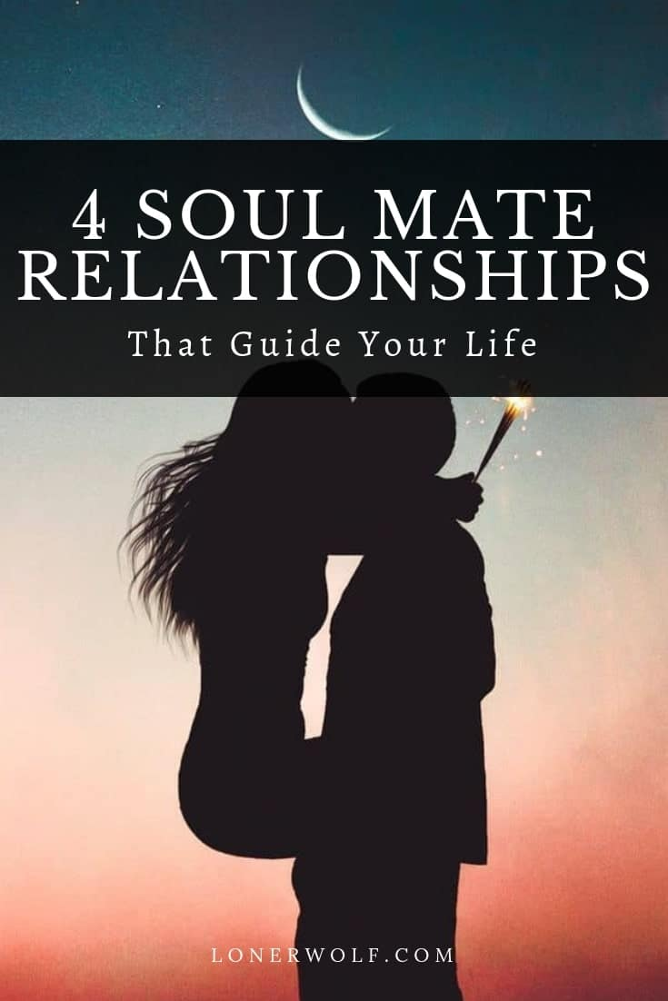 There are four soulmate types. What type of relationship is yours?