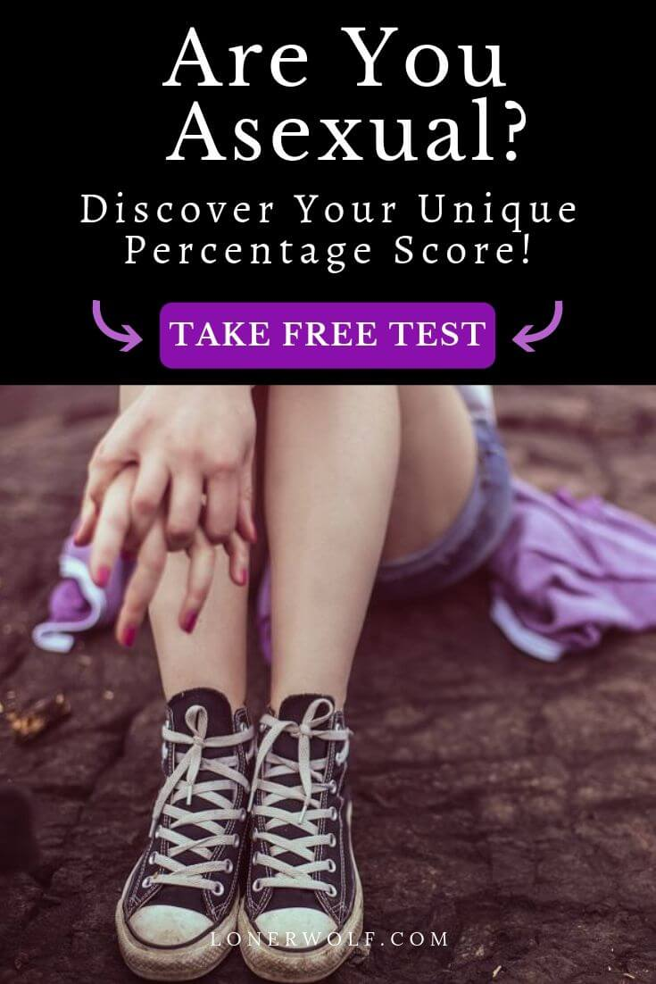 Do you lack feelings of sexual attraction toward others? Is your sex drive very low? You may Asexual. Take this free Asexuality Test to discover your unique percentage score!  #asexual #asexuality #asexualtest #asexualquiz