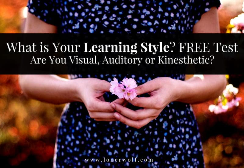 photo regarding Learning Styles Test Printable named Are Yourself a Visible, Auditory or Kinesthetic Learner Verify