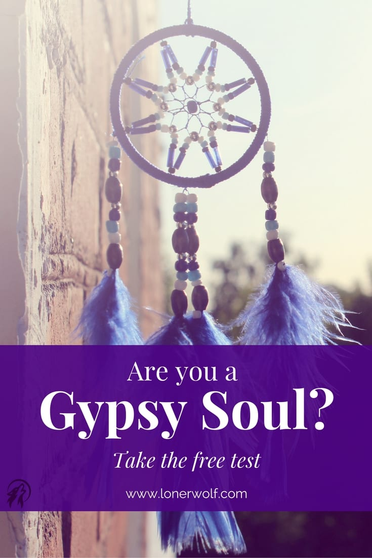 Do you refuse to be tied down, but instead prefer to live a life of freedom and self-expression? You might be a Gypsy Soul. Take our free Gypsy Soul Test to discover your unique percentage score!