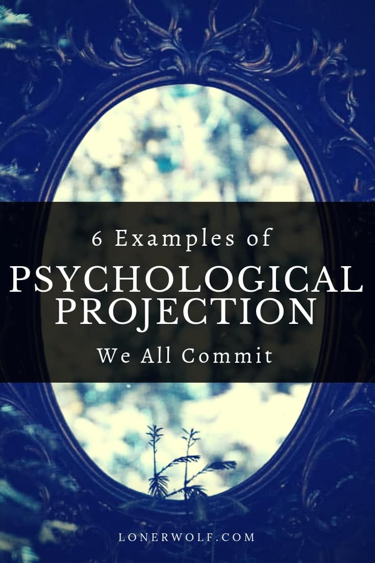 What are you projecting onto other people? Psychological projection is something that we all do which causes us to suffer unnecessarily. Click to read more ... #projection #defencemechanisms #shadowwork #psychologyquotes #psychologytheories