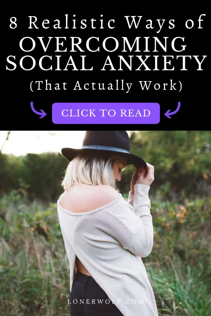 An ex-social anxiety sufferer reveals the most powerful strategies they learned when overcoming social anxiety disorder. #socialanxietytips #socialanxietysymptoms