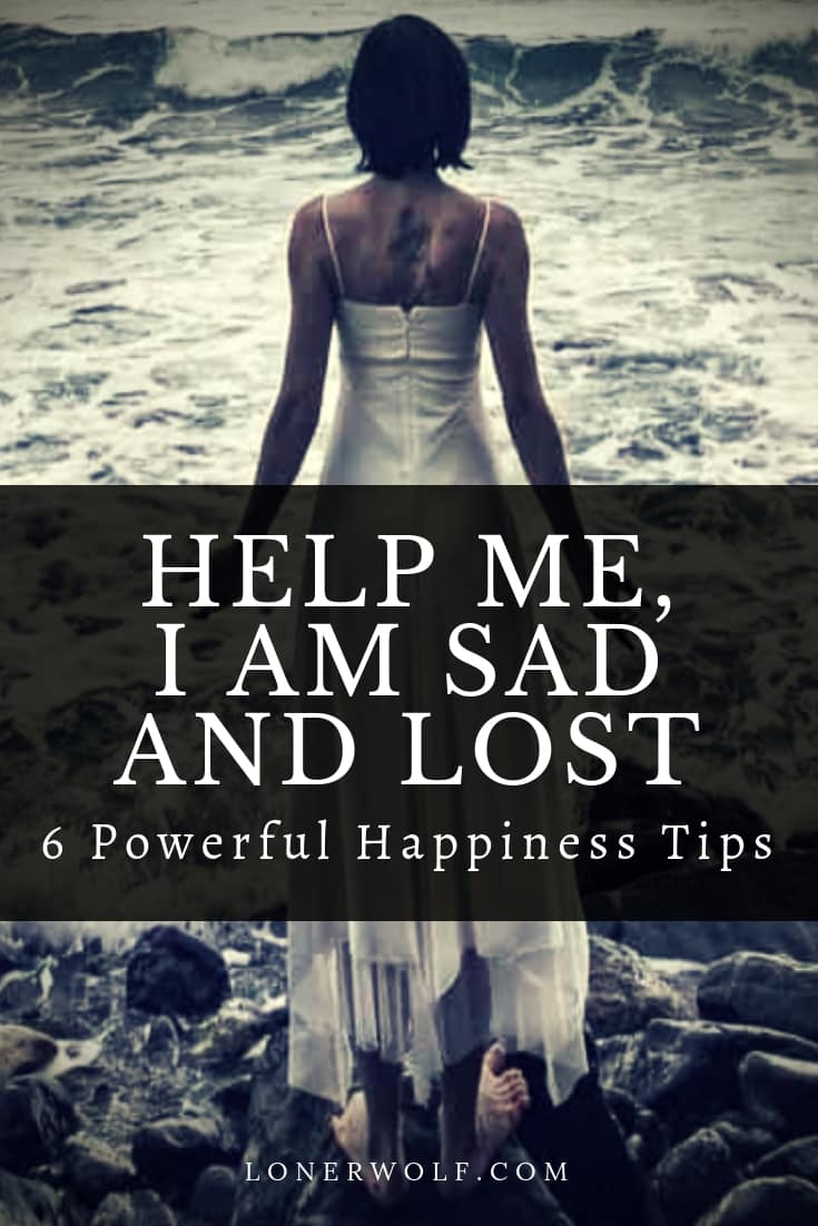 Read this article to discover 6 unique and powerful happiness tips that can change your life. #happinessquotes #happinesspictures #sadnessquotes #lostquotes #depressionquotes