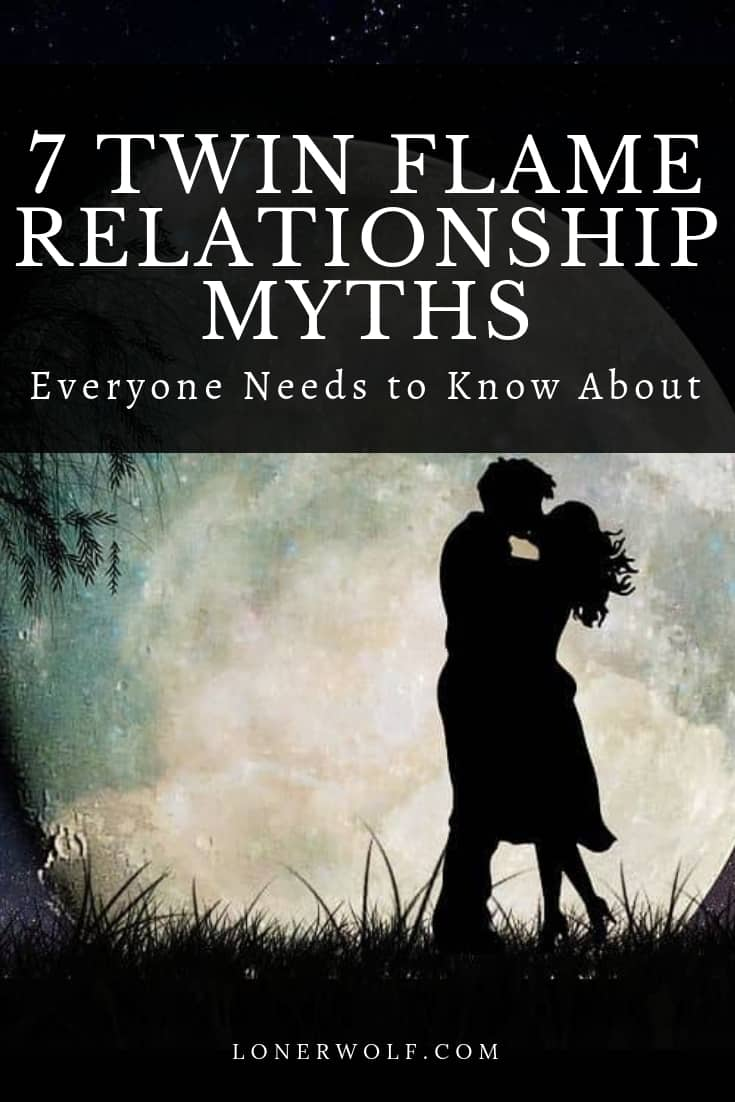 Twin flame relationships are complex and open to a lot of confusing interpretations. Read the top seven myths!