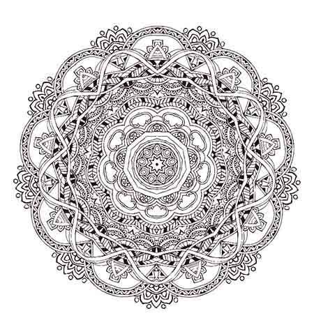 Mystical Mandala #1