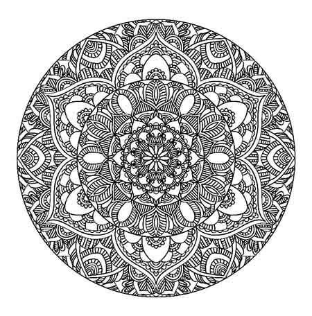 Mystical Mandala #2