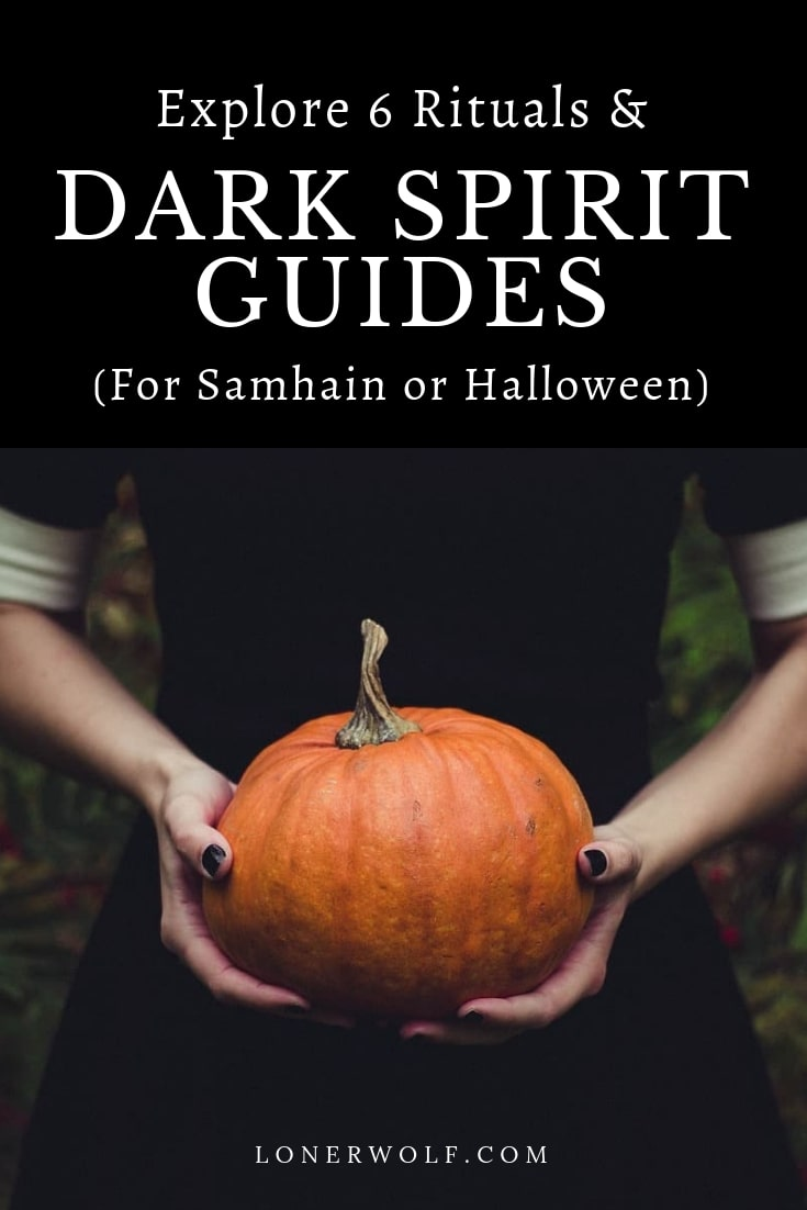 Halloween (Samhain) has a much deeper significance than dressing up or trick-or-treating. Read about 6 Samhain rituals and guides for your personal healing.