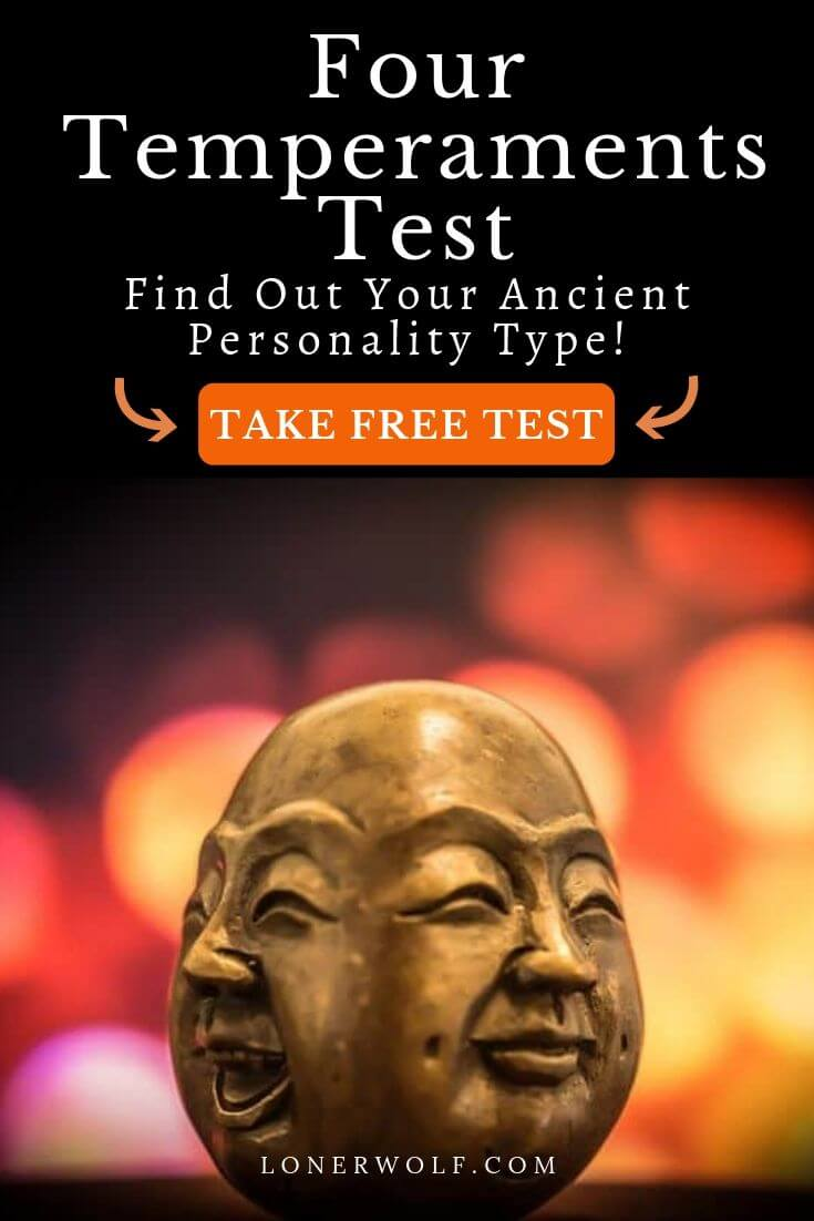Are you Choleric, Phlegmatic, Sanguine or Melancholic by nature? This four temperaments test is based on an ancient personality typing system. Take our free four temperaments test below to find out your unique type.  #fourtemperaments #personalitytype #fourtemperamentstest