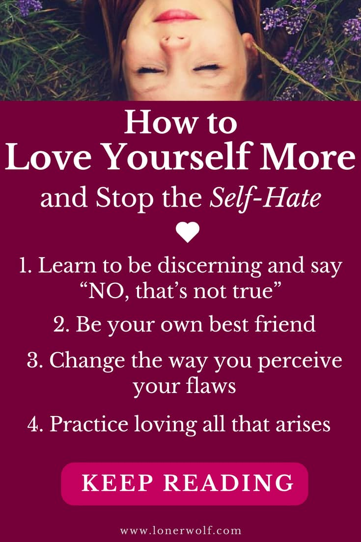 Learning how to love yourself more can f*cking hard. It\'s quite common to meet backlash and even resentment from others. What can you do? Find out ... #selflove #selflovequotes #selfcompassion #selfcare #howtoloveyourself