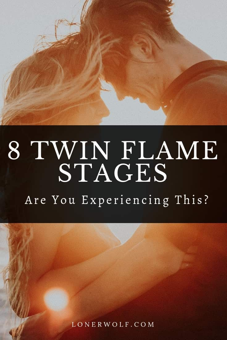 Although every love is unique, there are about 8 common twin flame stages in total. Think of this article as your \