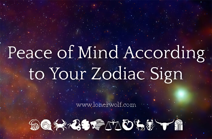 Astrology Personality Profiles – Finding Peace of Mind According to