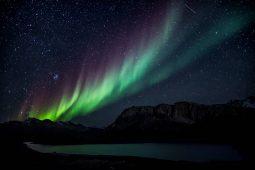 Image of the aurora borealis symbolizing the spiritual journey