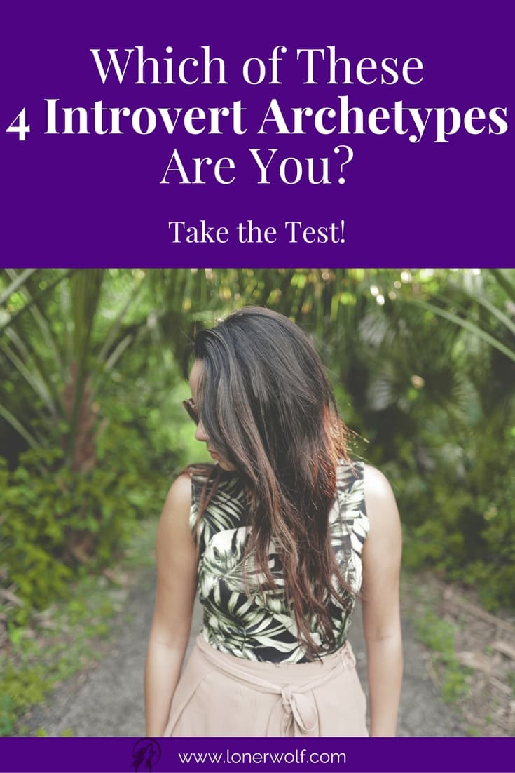 Do you know what your introvert archetype is? This free test will help you find out.