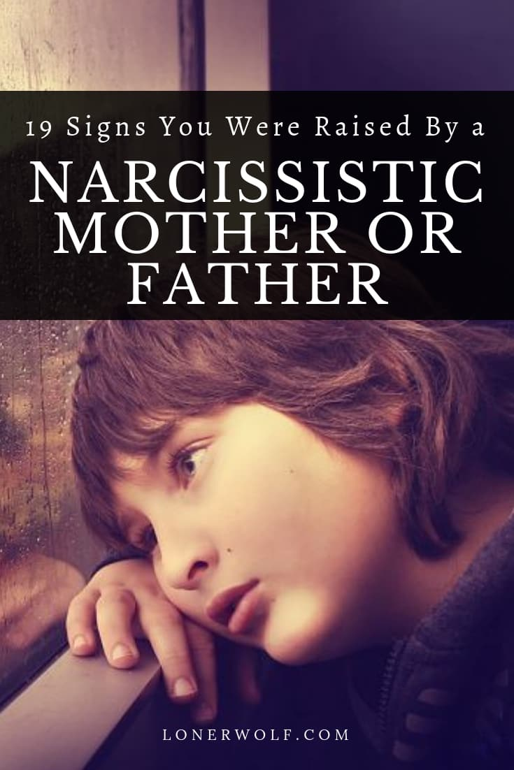 Growing up with a narcissistic mother and/or father can be a traumatizing and debilitating experience. Discover the main 19 signs to look out for ...