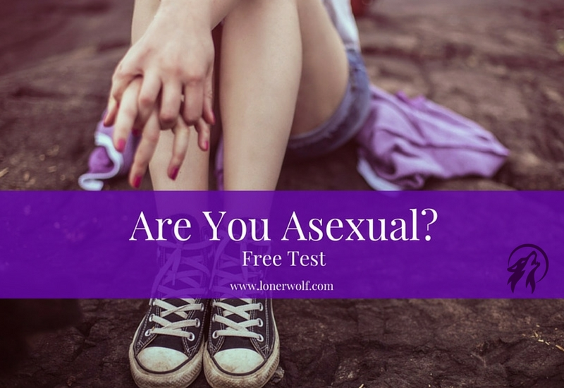 The asexual test