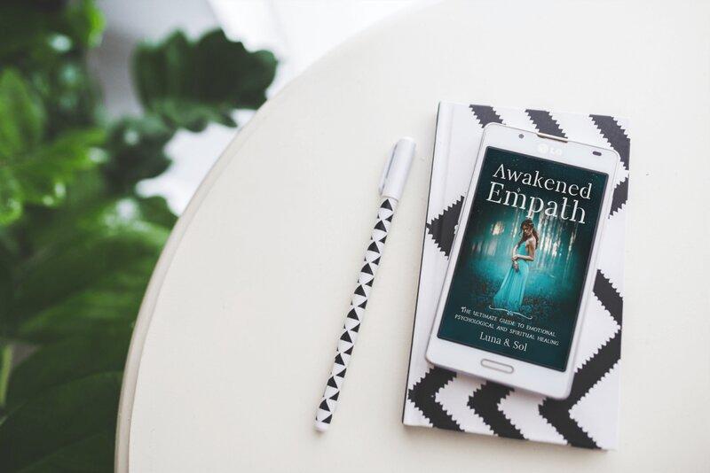 Image of Awakened Empath book
