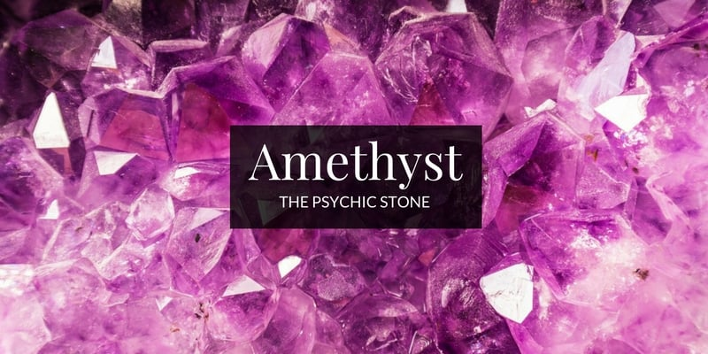 Powerful Crystal Amethyst image