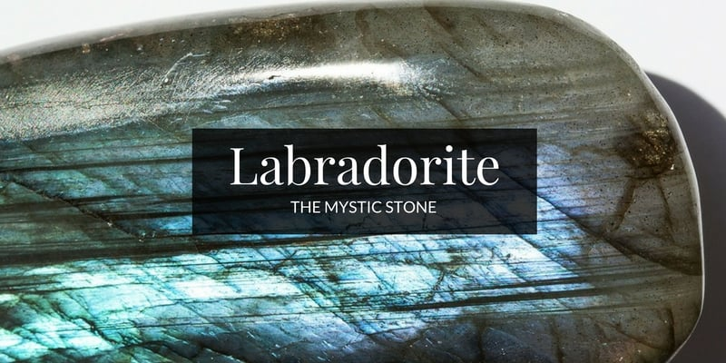 Powerful Crystal Labradorite image