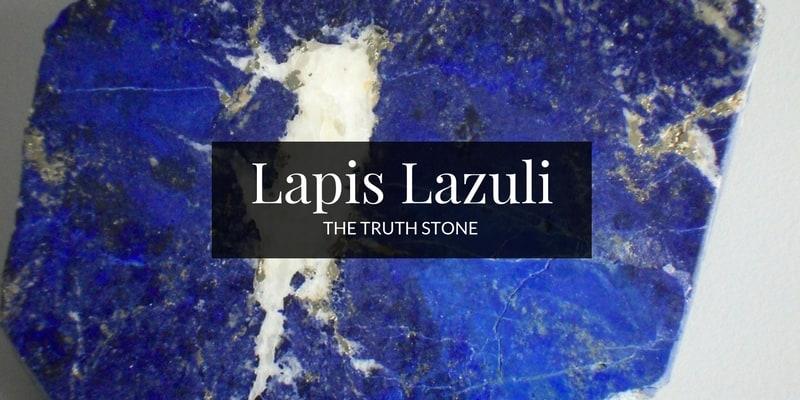 Powerful Crystal Lapis Lazuli image