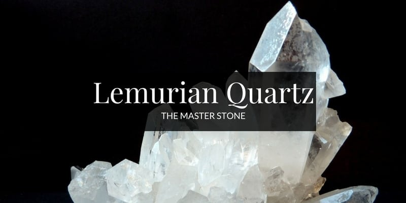 Powerful Crystal Lemurian Quartz image