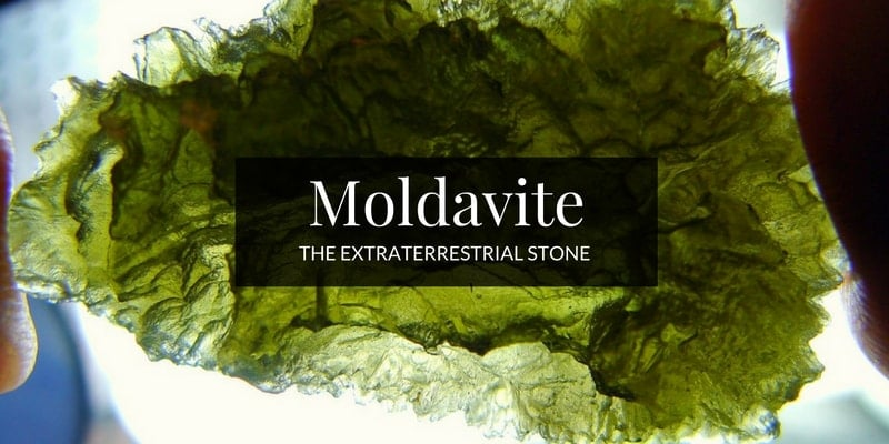 Powerful Crystal Moldavite image