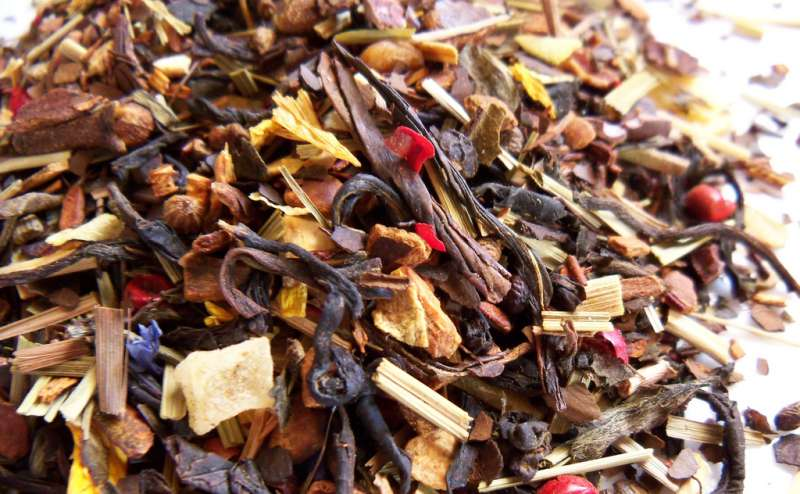 Chai Natural Energy Boosters image