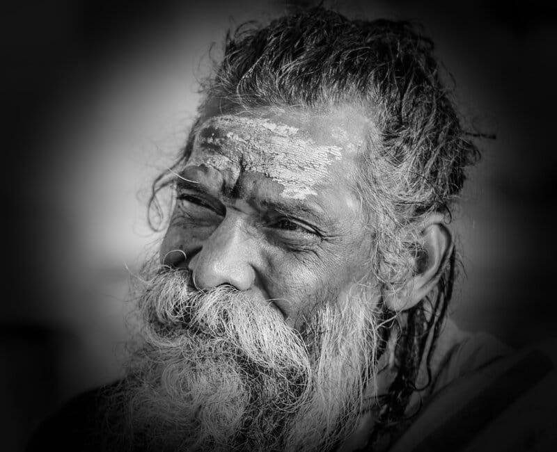 Image of a spiritual teacher