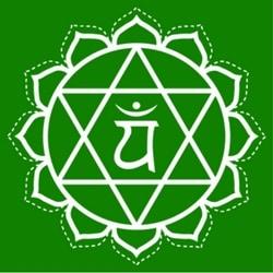 Anahata Heart Chakra Image