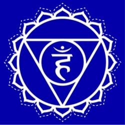 Vishuddha Throat Chakra Healing image